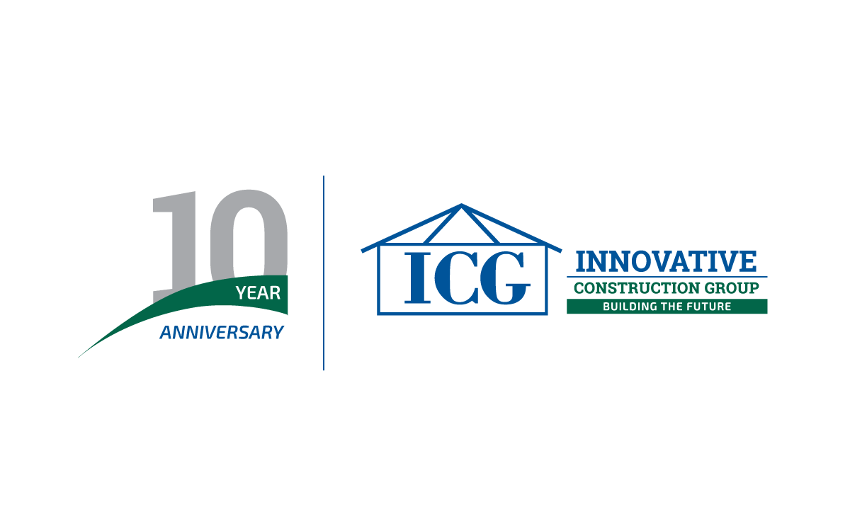 ICG 10 Years of Offsite Construction Excellence