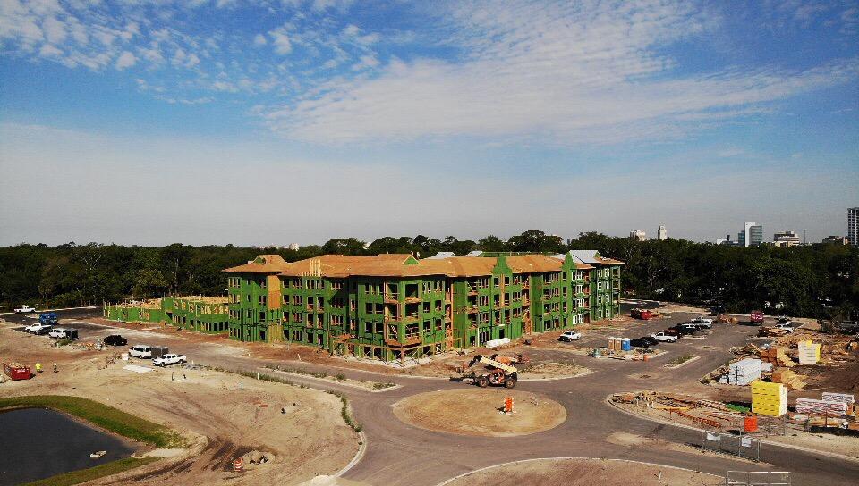 off-site construction multi-family development