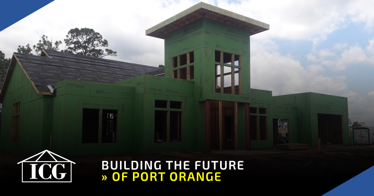 ICG Off-Site Construction at Springs of Port Orange