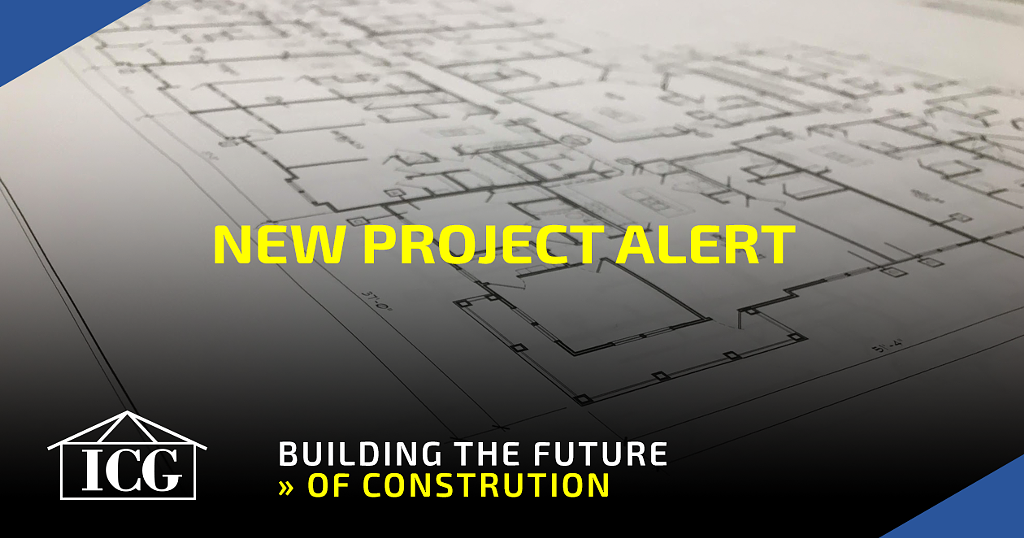 ICG New Off-Site Construction Project