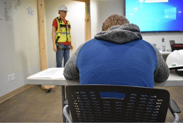 Nail Gun Training for Construction Workers