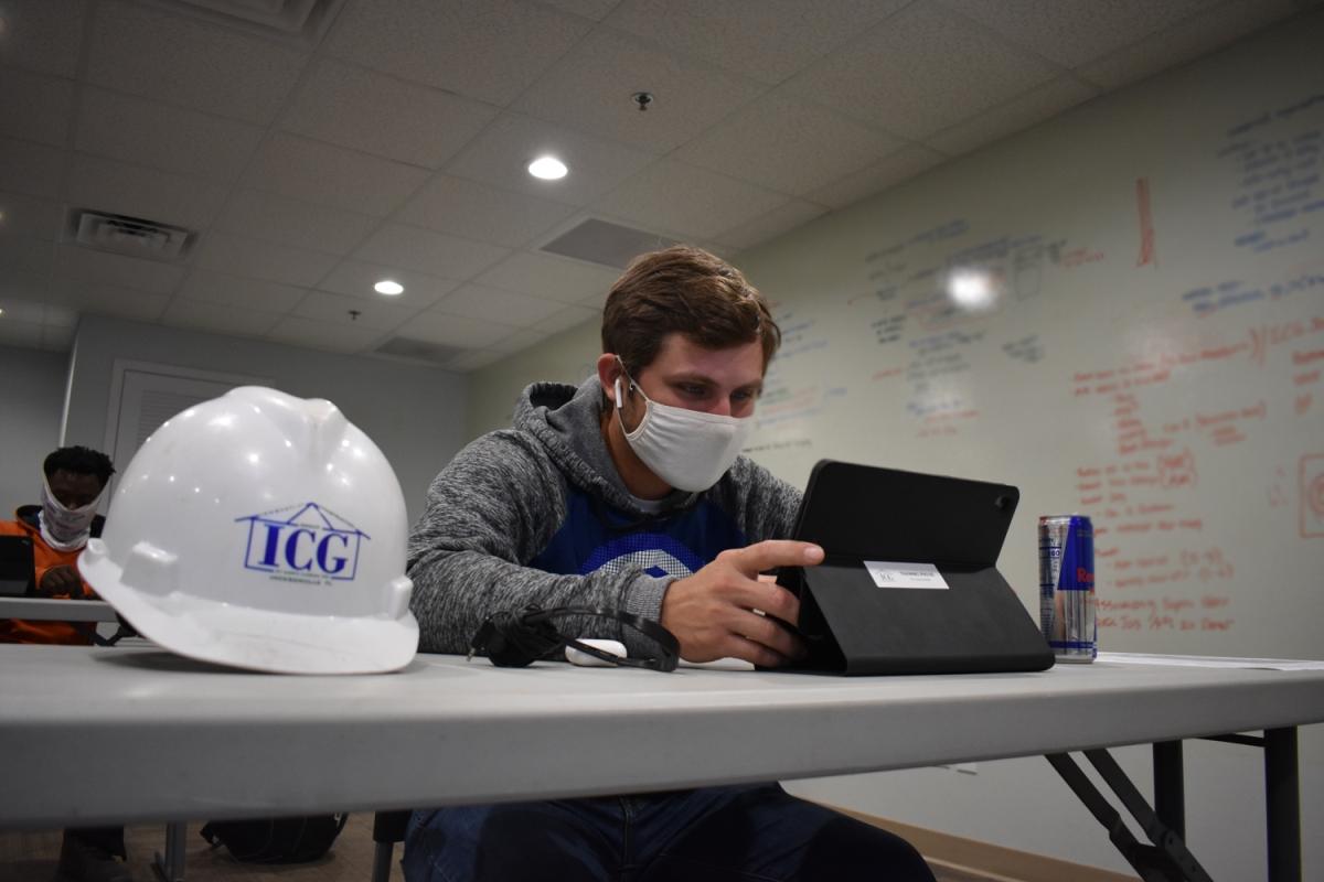 Hard Hat Training PPE